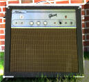 Gibson Atlas Medalist Amp - Photo: David Marion