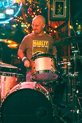 Jeremy Clement - Percussion