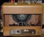 1952 Gibson BR6 Tube Amplifier - back