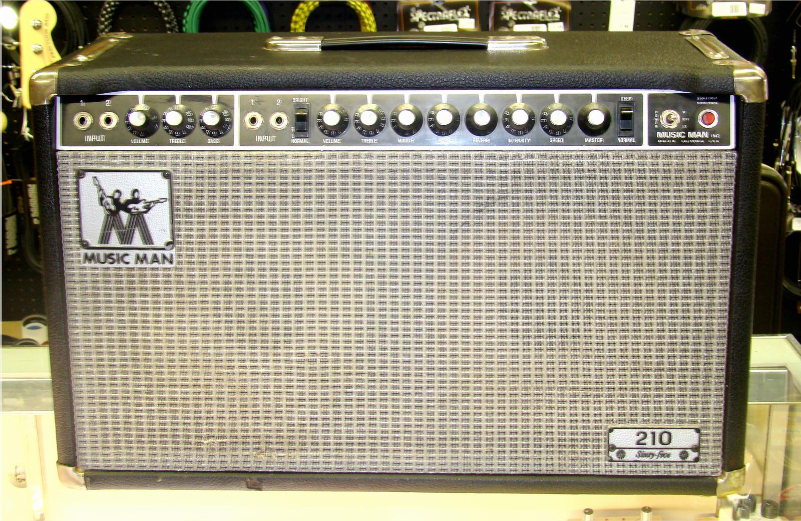 Superior Music - Music Man Amp